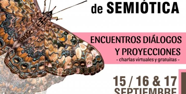 Terceras Jornadas Argentinas de Estudiantes de Semiótica (JAES) - 15, 16 y 17 de septiembre (Modalidad Virtual)